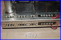 Vintage harman kardon Model A500 INTEGRATED TUBE AMPLIFIER