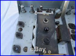 Vintage tube amplifier pair Klangfilm KL-V-502 made by Siemens Rare
