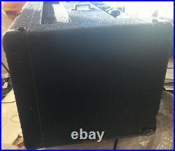 Vox AC50,1970s, SUPERB tube vintage amp made in UK, Mullard caps, el34,6ca7,12ax7s