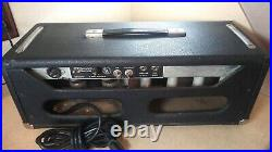 Vtg 1968 FENDER BASSMAN GUITAR TUBE AMP HEAD Serial #A 44846 UPDATED PICS