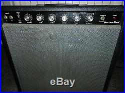 Vtg 1970s Yorkville Traynor YGM-3 Guitar Mate Reverb Valve Tube Amplifier Amp