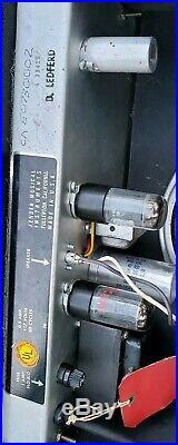 Vtg'72 Fender Champ Silverface Tube Amp Works and Sounds Great Fullerton Jensen