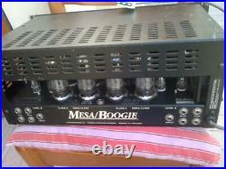 Vtg Mesa Boogie 295 guitar tube power amp rack mount