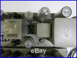 Western Electric WE-124-B vintage tube amplifier one pair